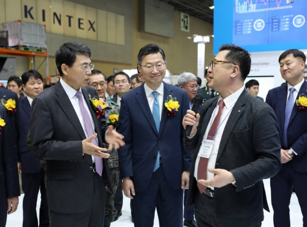 KOREA MAT to exhibit high-tech logistics equipment and technologies opens on the 16th 포토이미지