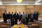 Vice Minister Park Sun-ho discussed land development cooperation with Paraguay, the Heart of America